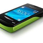Sony Ericsson Yendo - Yendo_Green_DesignAngle