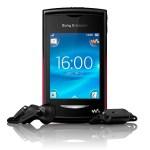 Sony Ericsson Yendo - Yendo_Red_Front_HS