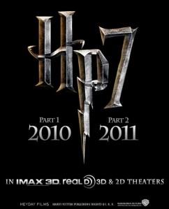Harry Potter y las Reliquias de la Muerte, trailer oficial