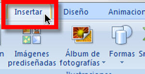 Añadir un video a una Presentación Power Point