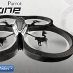 Parrot AR.Drone disponible para pre-orden en Estados Unidos - Parrot-AR-Drone-iPhone-iPod-iPad-preordenar