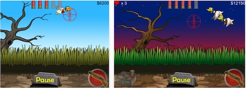 Juego Gratis Para Iphone Zombie Duck Hunt