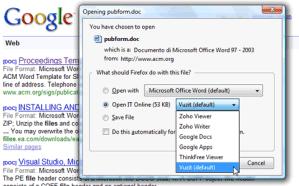 Abrir archivos online, OpenITonline