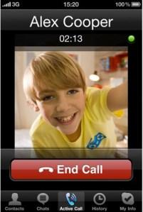 Skype para iPhone se actualiza