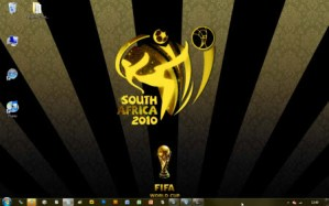 Fifa World Cup 2010 Temas para Windows 7