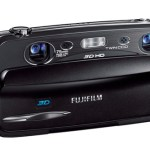 Fujifilm 3D W3, Cámara que graba video 3D HD