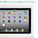 iPort pone tu iPad o iPod Touch en tu pared - iPort-soporte-pared-iPad