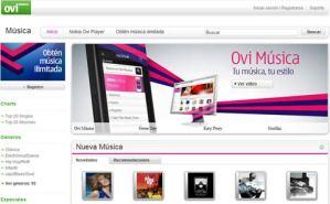 Nokia Music ahora es Ovi Music