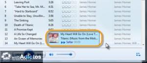 Configurar Vista Previa de Canciones en WMP12
