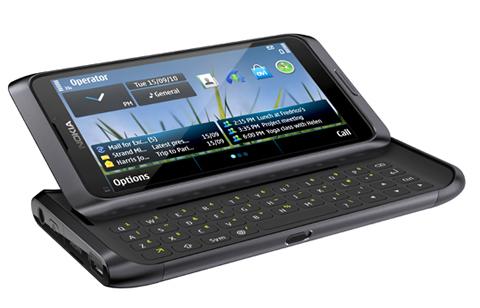 Nokia E7, Nokia C6 y Nokia C7 - Nokia-E7