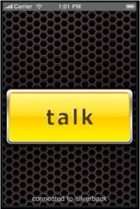 Walkie Talkie para iPhone