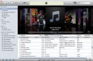 Mantener tus canciones ordenadas en iTunes