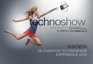 Technoshow Experience 2010, ponte a la moda con tecnología