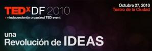 Cobertura TEDxDF 2010 en WebAdictos