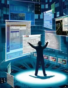 Otro hack Kinect basado en Minority Report