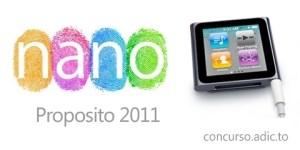 Ganador del Concurso Adicto #NanoProposito 2011