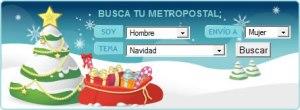 Tarjetas de navidad, metropostales.com