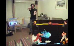 Street Fighter + Kinect = Hadoukinect!