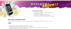 Mensajes a celular gratis, yucatan.com.mx