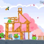 Angry Birds Hogs And Kisses ya disponible