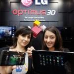LG Optimus Pad, la primera tablet con cámara 3D
