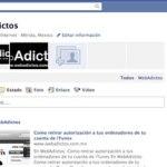 Actualizar paginas de Facebook a la nueva versión