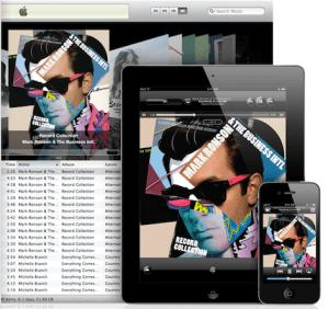 Como activar iTunes Home Sharing en tu iPod, iPhone o iPad