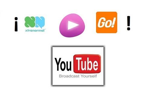crea tus propios videos Crea videos animados desde tu propia cuenta de YouTube