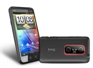 HTC EVO 3D, el primer smartphone de HTC con pantalla 3D