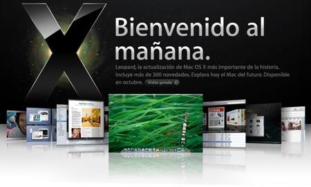 La historia de Mac OS X en imágenes - mac-os-x-105-leopard