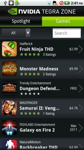 nVidia lanza Tegra Zone Games en Android Market - nvidia-tegra-zone-games