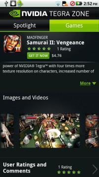 nVidia lanza Tegra Zone Games en Android Market - nvidia-tegra-zone-samurai-ii
