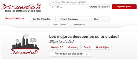 Ofertas de compras colectivas en un solo lugar, Dscuento.com.mx - ofertas-mexico-dscuento