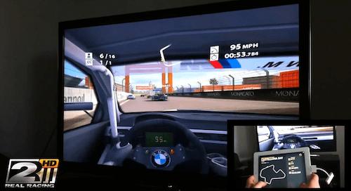 Real Racing 2 HD se vuelve realmente HD en el iPad 2 - realracing2hd1