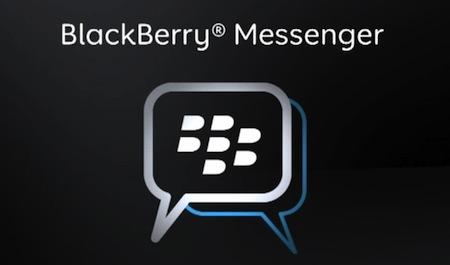RIM desmiente el rumor del arrivo de BlackBerry Messenger a la App Store