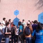 Experiencias del SISCTI 36, evento de tecnología del Tecnológico de Monterrey - siscti-36-explanada-talleres