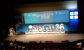 Experiencias del SISCTI 36, evento de tecnología del Tecnológico de Monterrey - siscti-36-inauguracion
