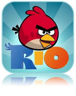 10 millones de descargas para Angry Birds Rio - Angry-Birds-Rio