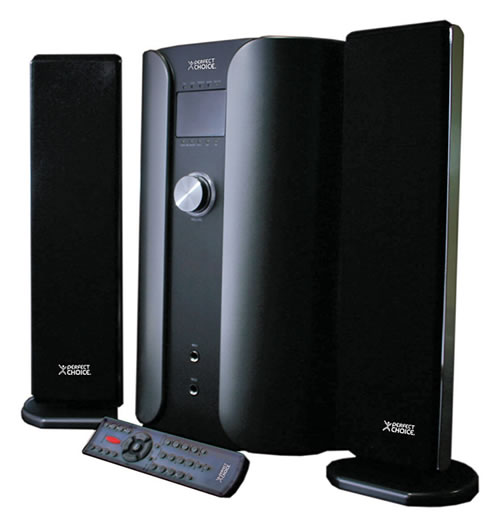 Bocinas 2 1 Power Sound perfect choice Equipos de Sonido de Perfect Choice