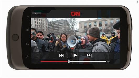 CNN publica su aplicación para Android - CNNs-Android-app-for-smartphones-lets-users-upload-content-for-CNNs-iReport