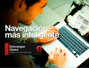 Opera 11.10 disponible para su descarga