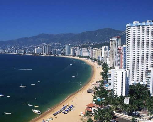 acapulco playas mexico Playas de México más buscadas en Google