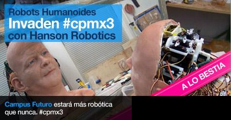 Avances en Campus Party México 2011 - campus-party-mexico-2011-robotica