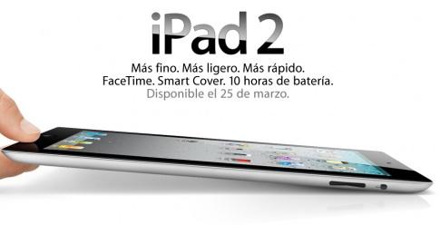 El iPad 2 recibe altas calificaciones por parte de Consumers Report - ipad-2-apple-ipad-2