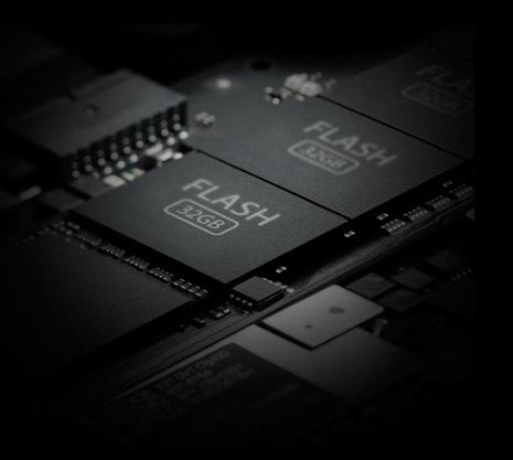 Las nuevas MacBook Air son un 25% más rápidas gracias a sus nuevos discos SSD Samsung