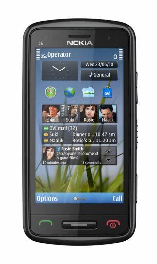 Nokia C6-01 en México - nokia-c6_3