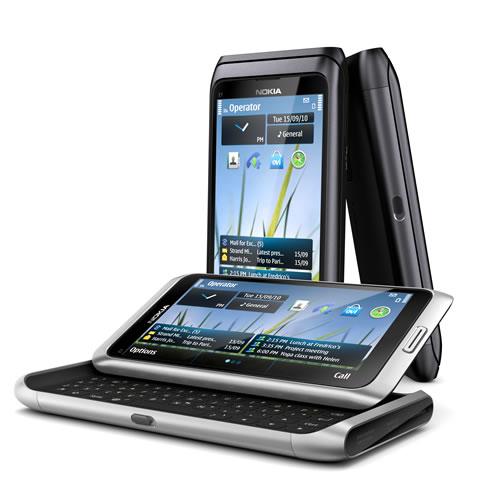 Nokia E7 en México - nokia-e7-3