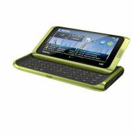 Nokia E7 en México - nokia-e7-verde