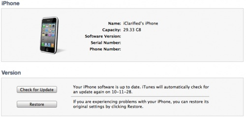Como hacer Jailbreak untethered a iOS 4.3.1 con redsn0w - restaurar-iphone