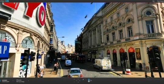 Nokia lanza Ovi Maps 3D - streetview1